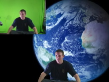 Green Screen Video Testing