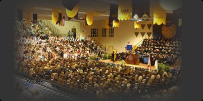 Rollins 2010 Graduation Live!